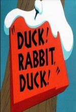 Duck! Rabbit, Duck! (1953) afişi