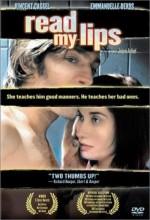 Dudaklarımı Oku (2001) afişi