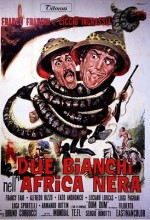 Due Bianchi Nell'africa Nera (1970) afişi