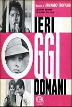 Dün, Bugün, Yarın (1963) afişi