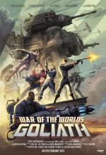 Dünyalar Savaşı: Goliath (2012) afişi
