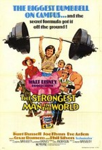 The Strongest Man in The World (1975) afişi