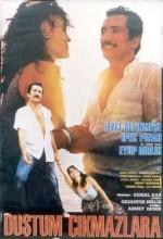 Düştüm Çıkmazlara (1986) afişi