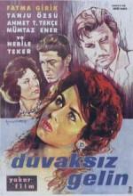 Duvaksız Gelin (1961) afişi