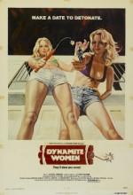 Dynamite Women (1976) afişi