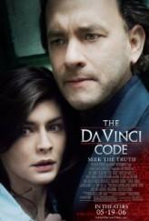 Da Vinci Şifresi (2006) afişi