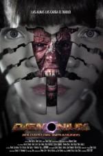 Daemonium: Underworld Soldier (2015) afişi