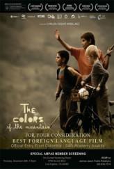 Dağların Rengi (2010) afişi