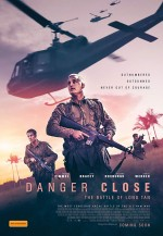 Danger Close (2019) afişi