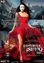 Dangerous Ishq (2012) afişi