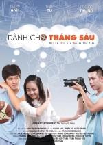 Danh cho thang Sau (2012) afişi