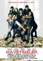 Davetsizler (2017) afişi