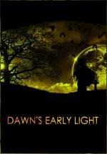 Dawn's Early Light (2013) afişi