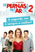 De Pernas pro Ar 2 (2012) afişi