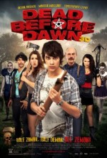 Dead Before Dawn 3D (2012) afişi