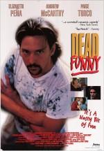Dead Funny (1994) afişi