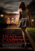 Dead on Campus (2014) afişi