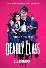 Deadly Class (2019) afişi