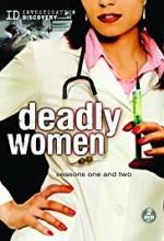 Deadly Women Sezon 8 (2016) afişi