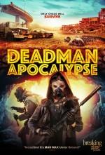 Deadman Apocalypse (2016) afişi