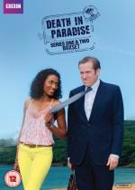 Death in Paradise Sezon 1 (2011) afişi