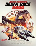 Death Race 2050 Afişi
