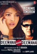 Deewana Main Deewana (2013) afişi