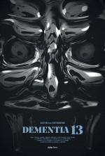 Dementia 13 (2017) afişi