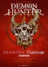 Demon Hunter (2012) afişi