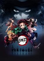 Demon Slayer: Kimetsu No Yaiba (2019) afişi