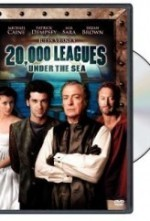 Deniz Altında 20.000 Fersah (1997) afişi