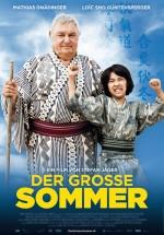 Der grosse Sommer (2016) afişi