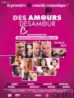 Des Amours, Désamour  (2017) afişi