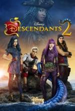 Descendants 2 (2017) afişi