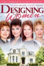 Designing Women Sezon 1 (1986) afişi