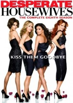 Desperate Housewives Sezon 8 (2012) afişi