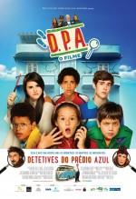 Detetives do Prédio Azul: O Filme (2017) afişi