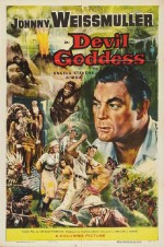 Devil Goddess (1955) afişi
