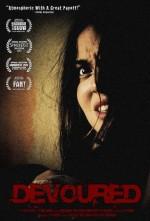 Devoured (2012) afişi