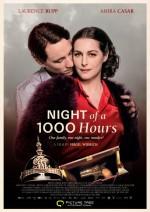 Die Nacht der 1000 Stunden (2016) afişi