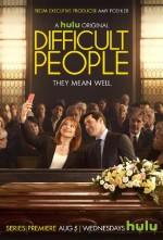 Difficult People (2015) afişi