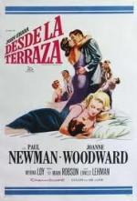 Dikenli Yol (1960) afişi