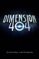 Dimension 404  afişi