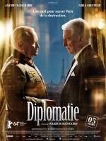 Diplomasi (2014) afişi