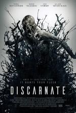Discarnate (2018) afişi