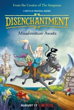 Disenchantment Sezon 1 (2018) afişi