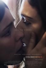 İtaatsizlik (2017) afişi