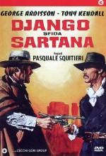 Django sfida Sartana (1970) afişi