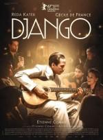 Django: Sürgün Melodiler (2017) afişi