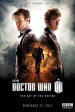 Doctor Who : The Day of the Doctor  afişi